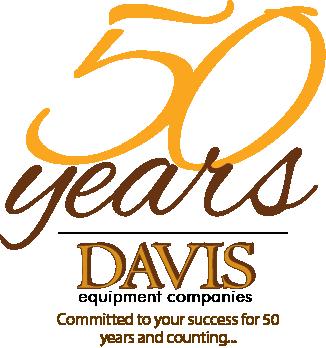 50 Years - Davis Equipment